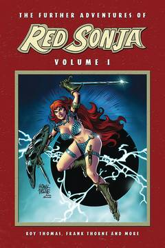 FURTHER ADVENTURES RED SONJA TP VOL 01 10/31/2018