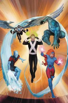 ASTONISHING X-MEN ANNUAL #1 8/15/2018