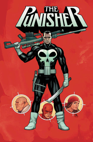 PUNISHER #1 CHO VAR 1:50 8/22/2018