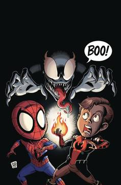 MARVEL SUPER HERO ADVENTURES INFERNO #1 8/22/2018