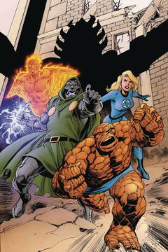 MARVEL TWO-IN-ONE #9 DAVIS RETURN OF FANTASTIC FOUR VAR 8/29/2018