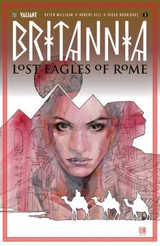 BRITANNIA LOST EAGLES OF ROME #3 (OF 4) CVR A MACK 9/19/2018