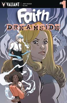 FAITH DREAMSIDE #1 (OF 4) CVR A SAUVAGE (Net) 9/26/2018