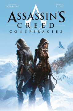 ASSASSINS CREED CONSPIRACIES #2 (OF 2) 9/5/2018