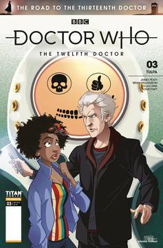 DOCTOR WHO ROAD TO 13TH DR #3 12TH CVR C FLOREAN 9/12/2018