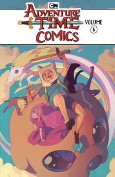 ADVENTURE TIME COMICS TP VOL 06 (C: 1-1-2) 11/14/2018
