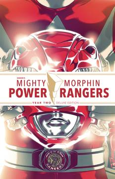 MIGHTY MORPHIN POWER RANGERS DLX HC YEAR TWO (C: 1-1-2) 11/14/2018