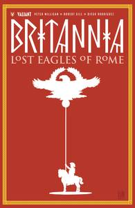 BRITANNIA TP VOL 03 LOST EAGLES OF ROME (C: 0-1-2) 12/5/2018