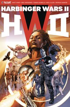HARBINGER WARS 2 TP (C: 0-1-2) 11/7/2018