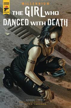 GIRL WHO DANCED WITH DEATH MILL SAGA #2 (OF 3) CVR A IANNICI 9/19/2018