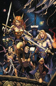 ASGARDIANS OF THE GALAXY #1 9/5/2018