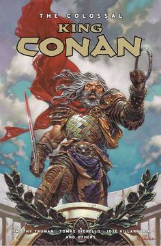 COLOSSAL KING CONAN HC (C: 0-1-2) 11/14/2018