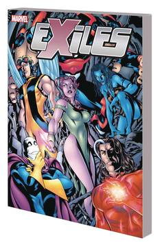 EXILES COMPLETE COLLECTION TP VOL 01 NEW PTG 9/26/2018