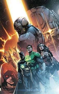 JUSTICE LEAGUE THE DARKSIDE WAR ESSENTIAL EDITION TP 10/3/2018