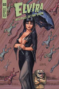 ELVIRA MISTRESS OF DARK #3 CVR A LINSNER 9/26/2018