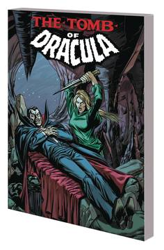 TOMB OF DRACULA COMPLETE COLLECTION TP VOL 02 10/3/2018