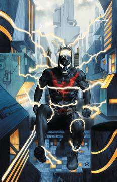 BATMAN BEYOND #24 9/26/2018