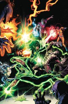 GREEN LANTERNS TP VOL 07 SUPERHUMAN TRAFFICKING 10/3/2018