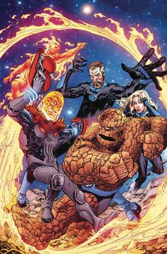 FANTASTIC FOUR #2 RANEY COSMIC GHOST RIDER VAR 9/12/2018