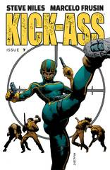 KICK-ASS #7 CVR A FRUSIN (MR) 9/19/2018
