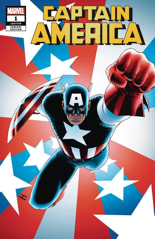CAPTAIN AMERICA #1 CASSADAY VAR 7/4/2018