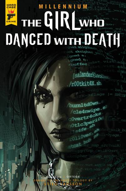 GIRL WHO DANCED WITH DEATH MILL SAGA