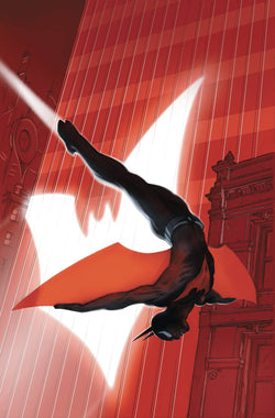 BATMAN BEYOND #25 FOIL (NOTE PRICE) 10/24/2018