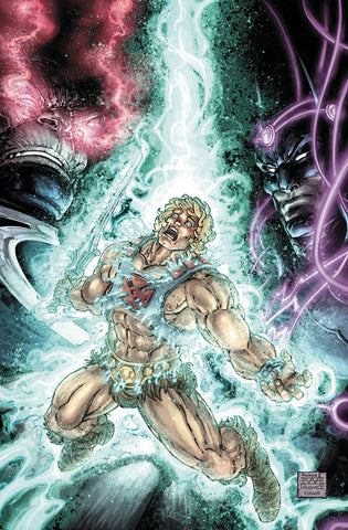 INJUSTICE VS THE MASTERS OF THE UNIVERSE #4 (OF 6) 10/17/2018