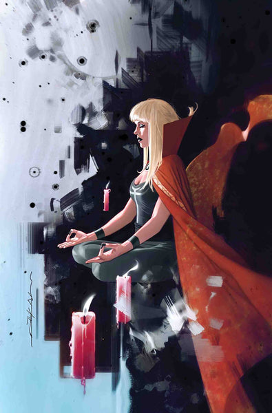 WHAT IF? MAGIK #1 10/31/2018