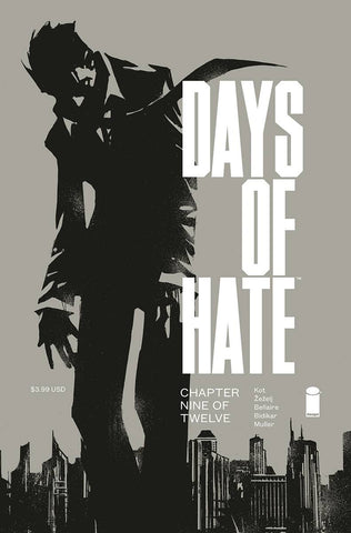 DAYS OF HATE #9 (OF 12) (MR) 10/24/2018