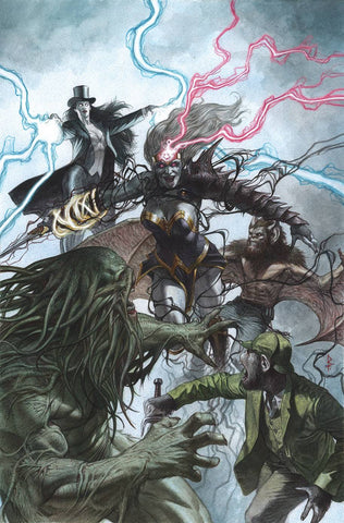 JL DARK & WONDER WOMAN THE WITCHING HOUR #1 VAR ED 10/31/2018
