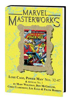 MMW LUKE CAGE POWER MAN HC VOL 03 DM VAR ED 271 2/13/2019