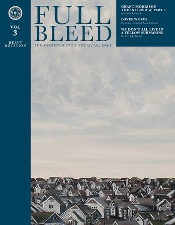 FULL BLEED COMICS & CULTURE QUARTERLY HC VOL 03 (C: 0-1-2)