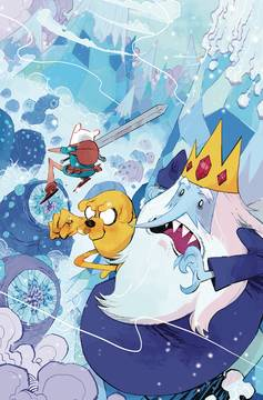 ADVENTURE TIME SEASON 11 #2 MAIN (C: 1-0-0) 11/14/2018