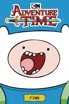 ADVENTURE TIME FINN GN (C: 1-1-2) 1/9/2019