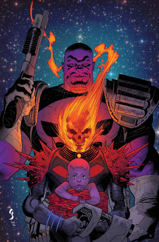 COSMIC GHOST RIDER #5 (OF 5) 11/14/2018