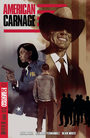 AMERICAN CARNAGE #1 (MR) 11/21/2018