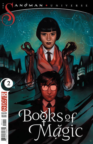 BOOKS OF MAGIC #2 (MR) 11/28/2018