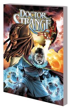 DOCTOR STRANGE BY MARK WAID TP VOL 01 ACROSS THE UNIVERSE 12/5/2018
