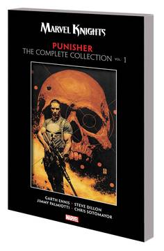 MARVEL KNIGHTS PUNISHER BY ENNIS COMPLETE COLLECTION TP VOL 12/12/2018