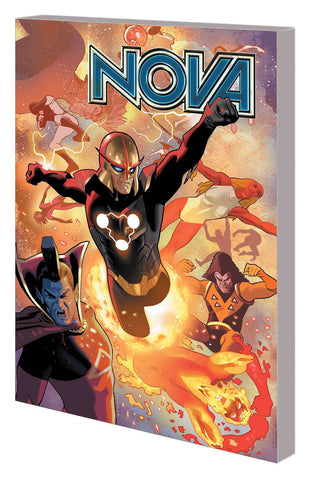 NOVA BY ABNETT & LANNING COMPLETE COLLECTION TP VOL 02 12/19/2018
