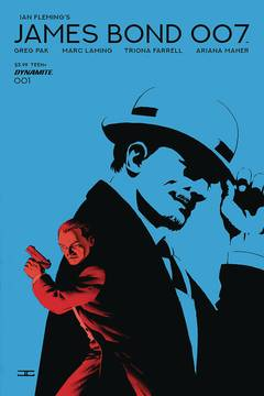 JAMES BOND 007 #1 CVR B CASSADAY 11/7/2018