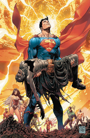 FINAL CRISIS DC ESSENTIAL EDITION TP 4/3/2019