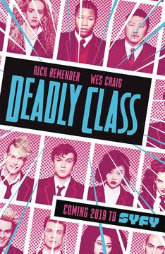 DEADLY CLASS TP VOL 01 MEDIA TIE-IN ED (MR) 11/21/2018