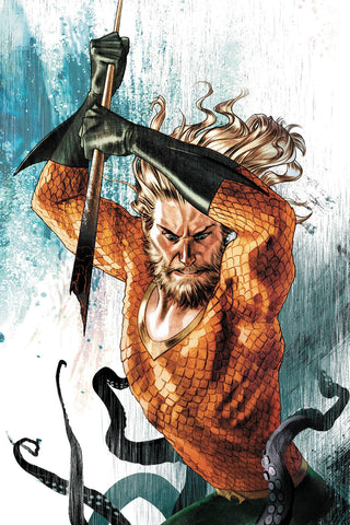 AQUAMAN TP VOL 06 KINGSLAYER 12/12/2018
