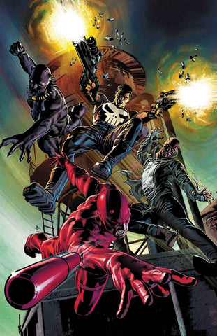 MARVEL KNIGHTS BY DEODATO POSTER 11/7/2018
