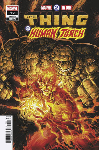 MARVEL TWO-IN-ONE #12 TAN VAR 11/28/2018