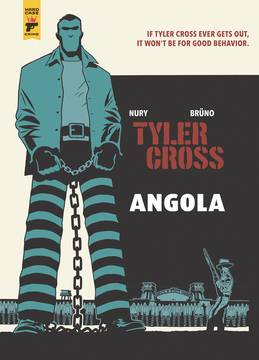 TYLER CROSS ANGOLA HC (MR) 3/13/2019