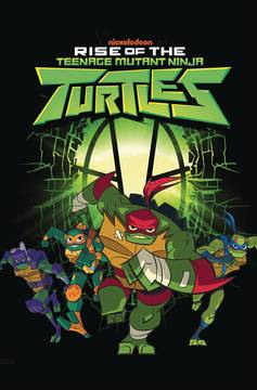 TMNT RISE OF THE TMNT TP VOL 01 (C: 0-1-2) 3/20/2019