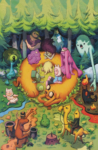 ADVENTURE TIME SEASON 11 #3 PREORDER BENBASSAT (C: 1-0-0) 12/12/2018